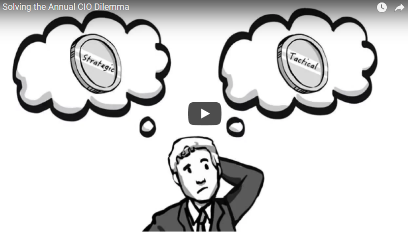How to Solve the Annual CIO Dilemma [Video]