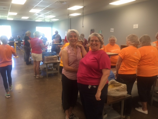 32,616 Meals Packed by Renodis Volunteers at Feed My Starving Children