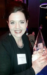 Employee Spotlight, 2013 Employee of the Year, Melanie Mortensen