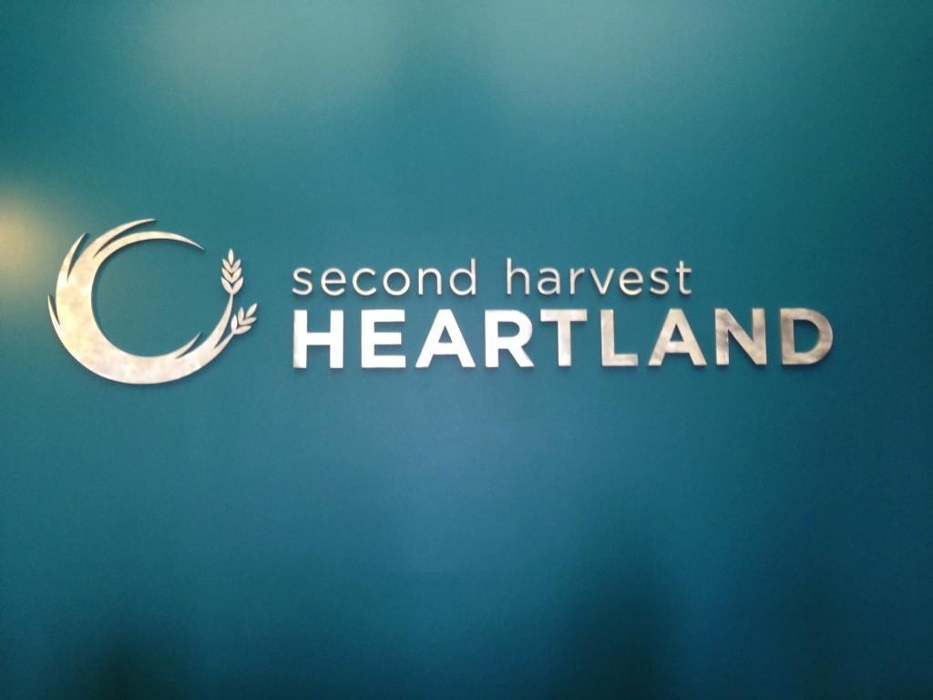 Renodis volunteers at Second Harvest Heartland