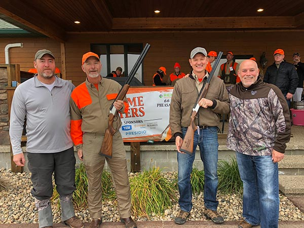 Renodis 6th Annual Pheasant Hunt