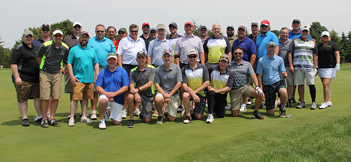 Renodis Hosts 2018 Golf Outing at Troy Burne