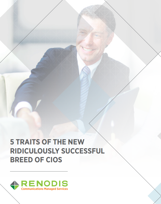 5 Traits of the New Ridiculously Successful Breed of CIOs - Whitepaper